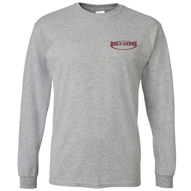Holy Cross Gym - Gildan G8400/5400B Adult/Youth Long Sleeve T