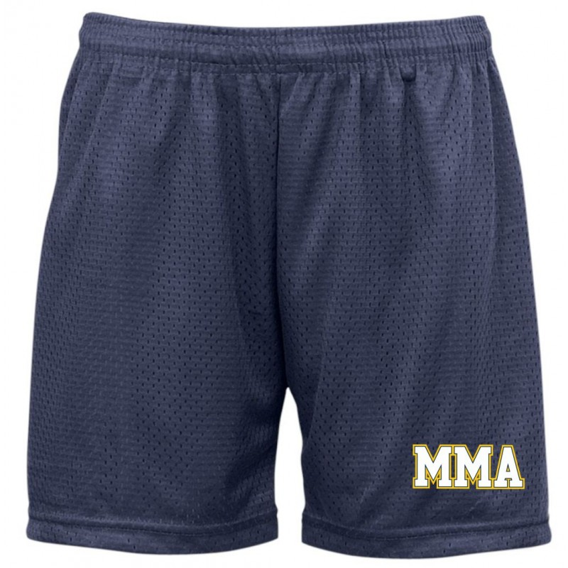 MMA Gym - Badger 7216 Ladies Mesh Shorts