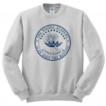 Regina Academy Gym - Jerzees 562/562B Adult/Youth Crew Sweatshirt