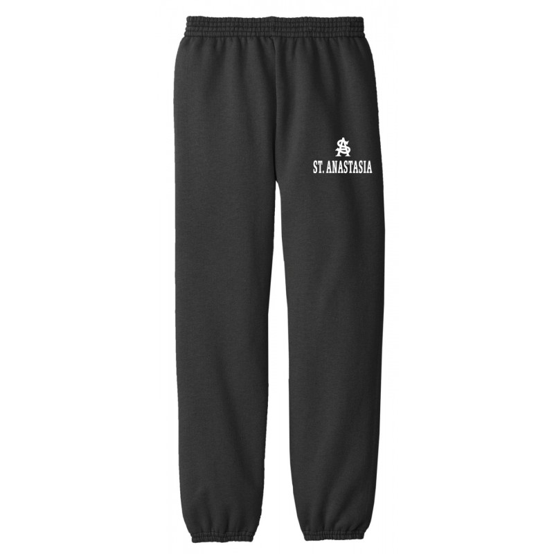 St. Anastasia Gym - Port & Company PC90YP Youth Sweatpants