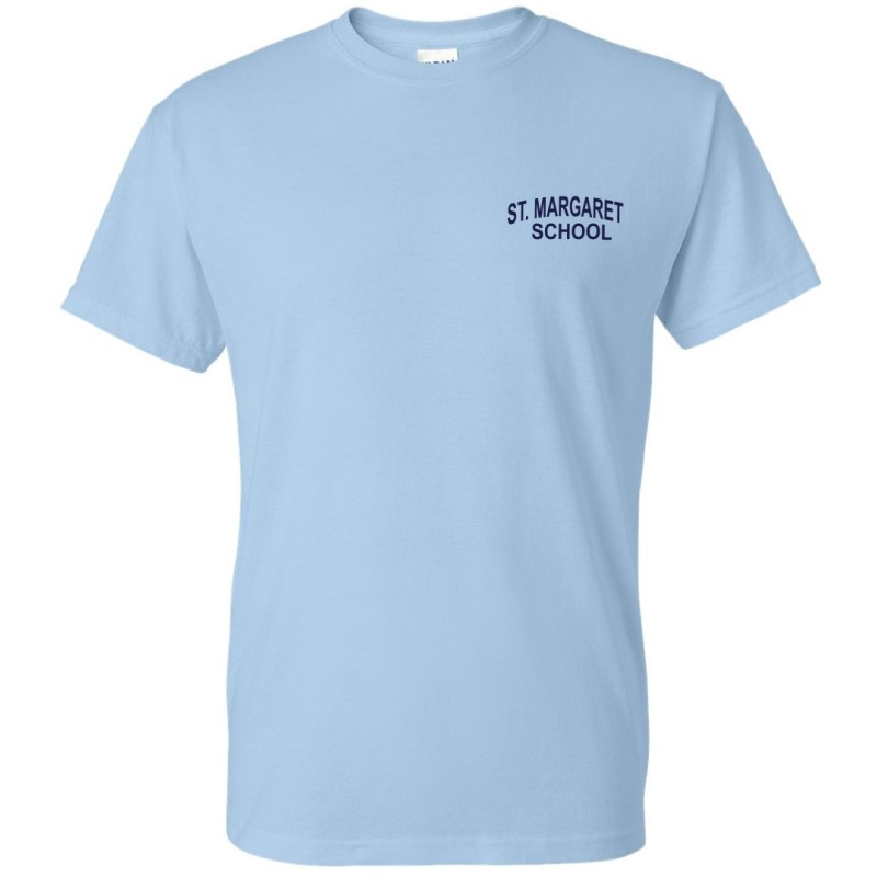 St. Margaret Gym - Gildan G8000/8000B Adult/Youth Short Sleeve Tee