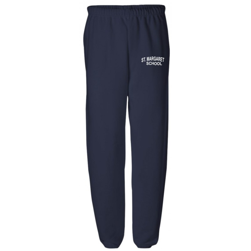 St. Margaret Gym - Jerzees 973/973B Adult/Youth Sweatpants