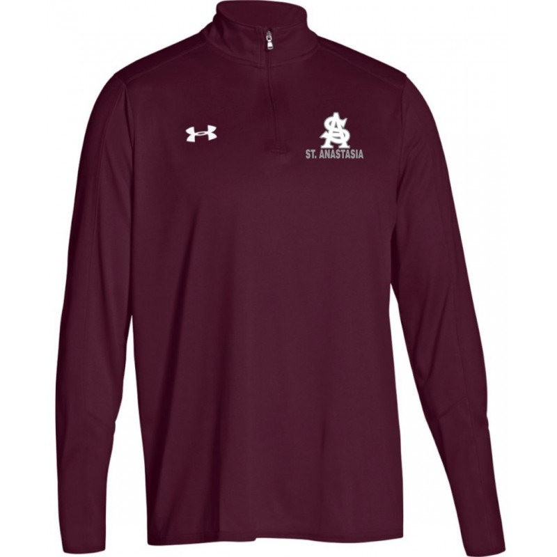 St. Anastasia School Store - Under Armour 1293901 1/4 Zip Performance Pullover