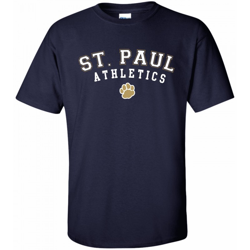 St. Paul School Store - Gildan 2000/2000B Adult/Youth Short Sleeve Tee