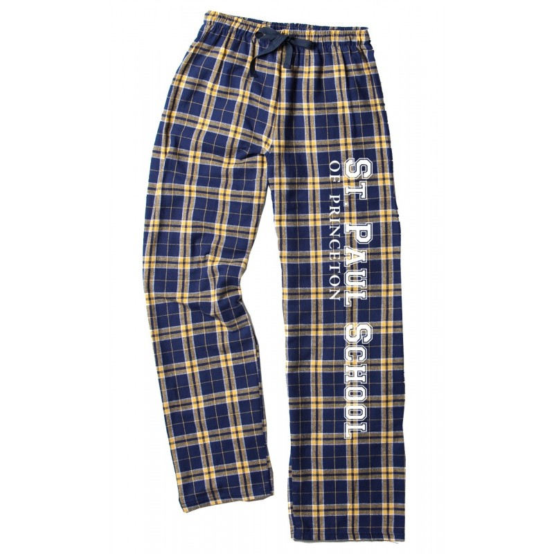 St. Paul School Store - Boxercraft F20NG-2/Y20NG-2 Flannel Pants