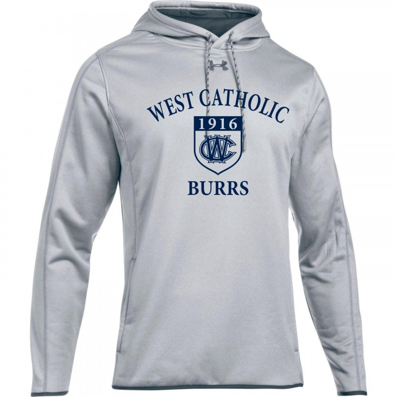 West Catholic School Store - Under Armour 1295286 Fleece Hoodie