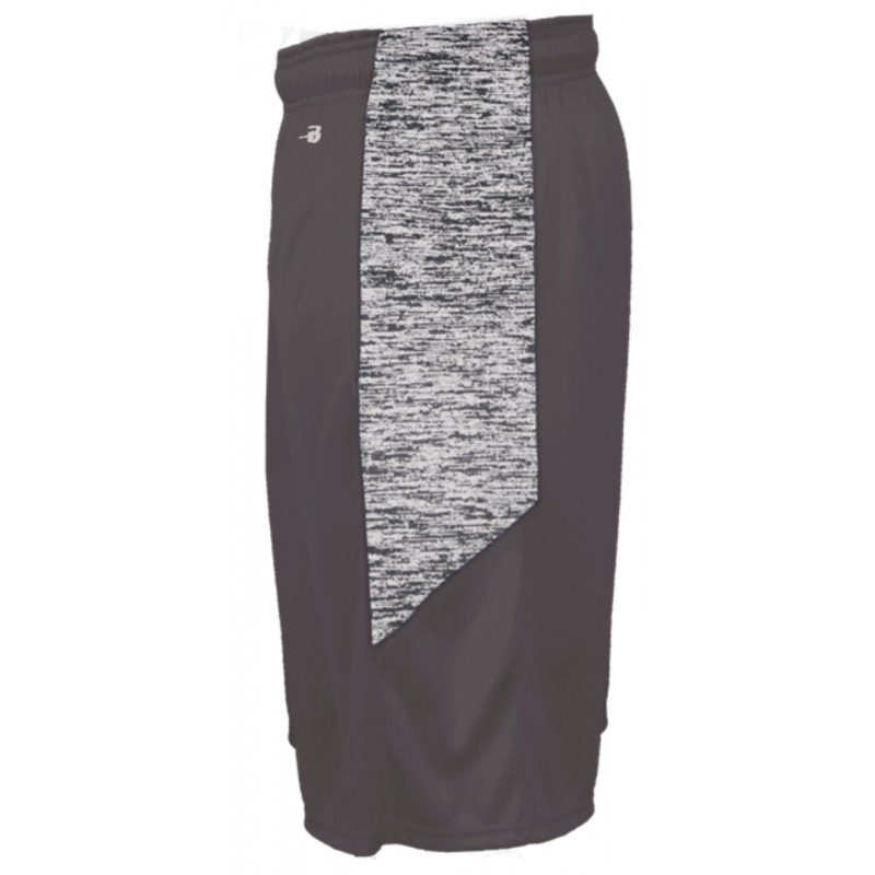 LM Football - Badger 4195/2195 Adult/Youth Blend Panel Short
