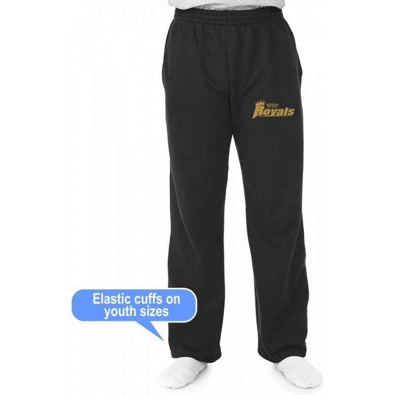 Westbrook Park - Fruit of the Loom/Gildan SF74R/18200B Adult/Youth Sweatpants (Black)